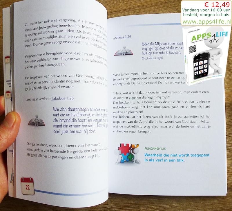Apps 4 Life - Pieter en Kyra Zwart - 9789078893226 - binnenkant